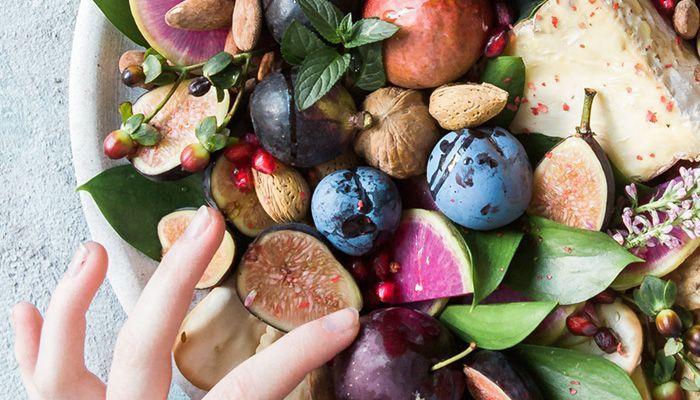 здоровое питание зимой - не салат