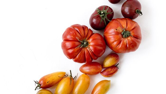 польза для здоровья красные овощи