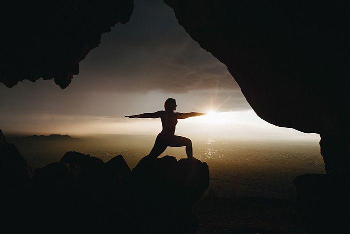 йога асана