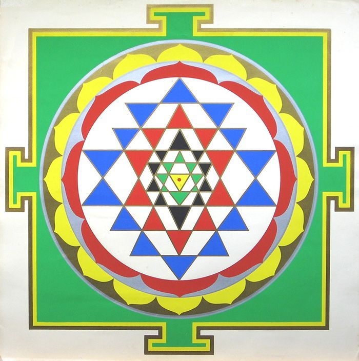 шри янтра мантра