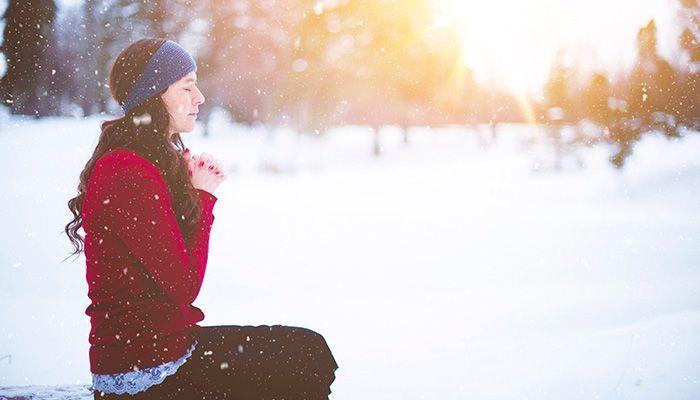 медитация в любую погоду
