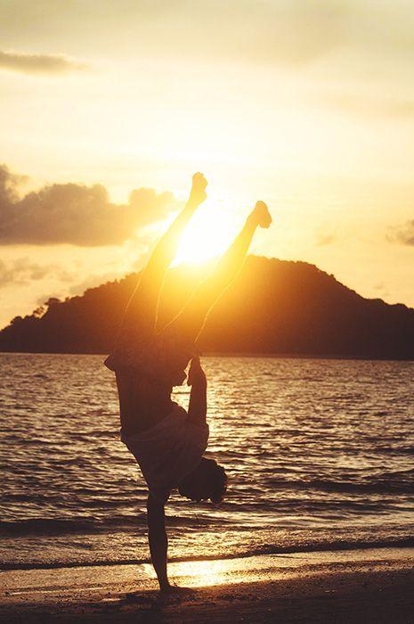 йога до восхода солнца