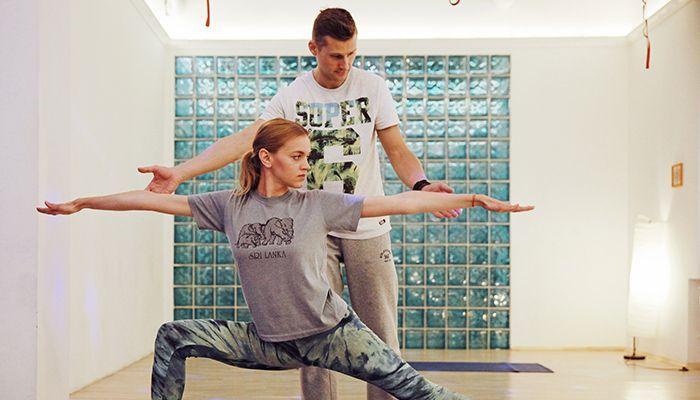 йога для начинающих советы