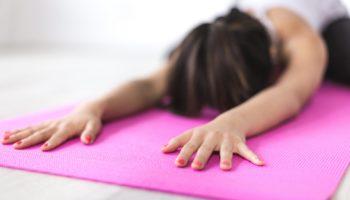 Йога от стресса и бессонницы