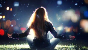 Новогодний интенсив медитации в ONLINE